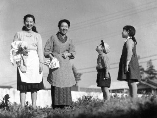 日本の平和は先祖の賜物【夫婦修復のヒント】
